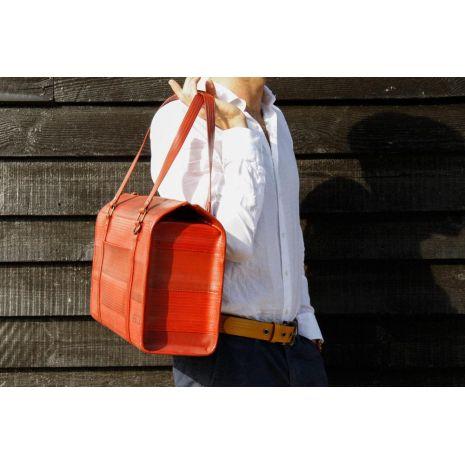 elvis and kresse overnight bag